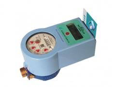 智能IC卡冷水水表(射频卡)(DN15、20、25)