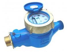成都机械立式水表 机械水表 螺纹分体式水表